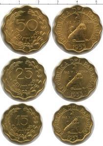 Каталог - подарочный набор  Парагвай Парагвай 1953