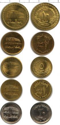 Каталог - подарочный набор  Судан Судан 1994-1999