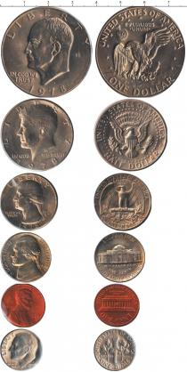 Каталог - подарочный набор  США США 1977