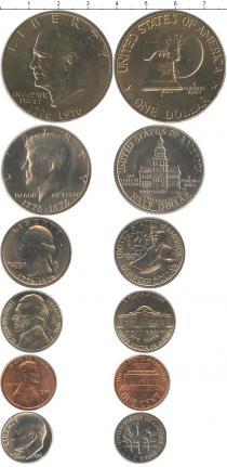 Каталог - подарочный набор  США США 1976