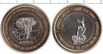 Каталог монет - монета  Гвинея-Бисау 6000 франков