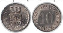 Каталог монет - монета  Нотгельды 10 пфеннигов