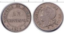 Каталог монет - монета  Чили 1 сентаво