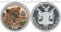 Каталог монет - монета  Намибия 10 долларов