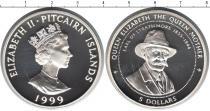 Каталог монет - монета  Острова Питкэрн 5 долларов