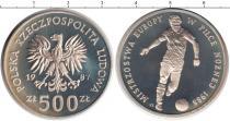 Каталог монет - монета  Польша 500 злотых
