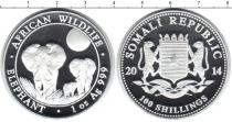 Каталог монет - монета  Сомали 100 шиллингов