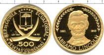 Каталог монет - монета  Экваториальная Гвинея 500 песет