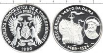 Каталог монет - монета  Сан-Томе и Принсипи 10 долларов