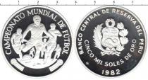 Каталог монет - монета  Перу 5000 соль
