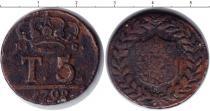 Каталог монет - монета  Сицилия 5 торнеси