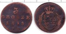 Каталог монет - монета  Польша 3 гроша