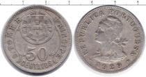 Каталог монет - монета  Сан-Томе и Принсипи 50 сентаво