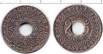 Каталог монет - монета  Тунис 25 сантим