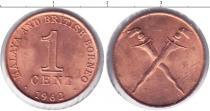 Каталог монет - монета  Малайзия 1 цент