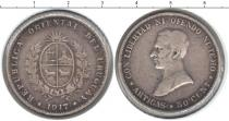 Каталог монет - монета  Уругвай 50 сентаво