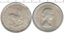 Каталог монет - монета  Южная Африка 5 шиллингов