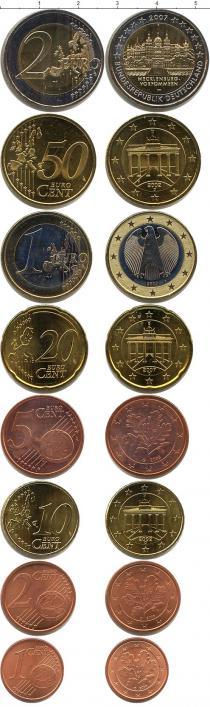 Каталог - подарочный набор  Германия Евронабор 2002-2007