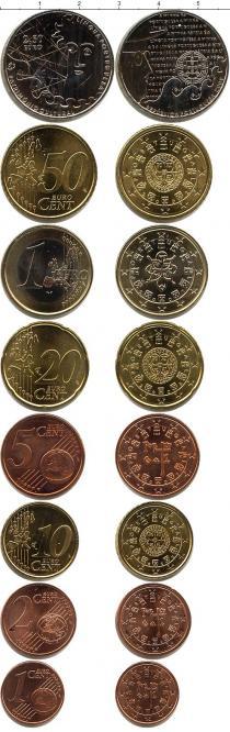 Каталог - подарочный набор  Португалия Евронабор 2002-2009