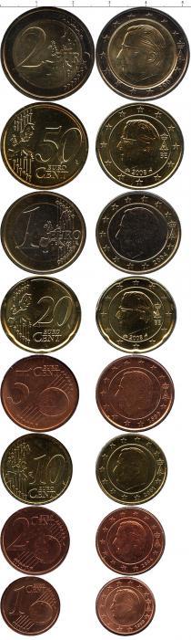 Каталог - подарочный набор  Бельгия Евронабор 1999-2006