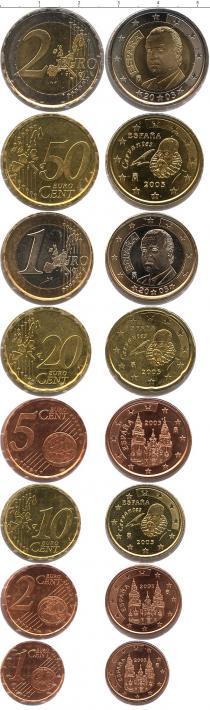Каталог - подарочный набор  Испания Евронабор 2003 года