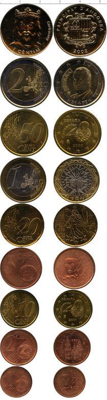 Каталог - подарочный набор  Испания Евронабор 1999-2002