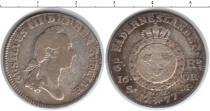 Каталог монет - монета  Швеция 1/6 ригсдаллера