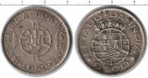 Каталог монет - монета  Португальская Индия 6 эскудо