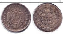 Каталог монет - монета  Боливия 5 сентаво