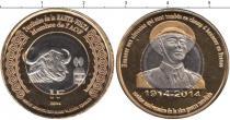 Каталог монет - монета  Буркина Фасо 1 франк