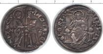 Продать Монеты Венеция 1/2 лиры 1538 Серебро