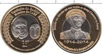 Каталог монет - монета  Габон 1 франк