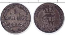 Каталог монет - монета  Мекленбург-Шверин 1 шиллинг