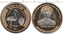 Каталог монет - монета  Чад 1 франк