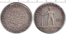 Каталог монет - монета  Брауншвайг-Люнебург-Каленберг-Ганновер 2/3 талера