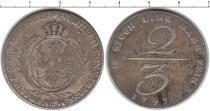 Каталог монет - монета  Пруссия 2/3 талера