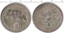 Каталог монет - монета  Анхальт-Бернбург 1/3 талера