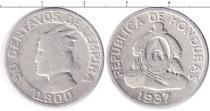 Каталог монет - монета  Гондурас 5 сентаво