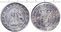 Каталог монет - монета  Нидерландская Индия 1 гульден