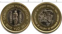 Каталог монет - монета  Камерун 750 франков