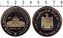 Каталог монет - монета  Палестина 10 динар