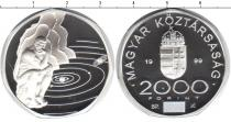 Каталог монет - монета  Венгрия 2000 форинтов
