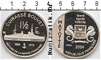 Каталог монет - монета  Майотта 1 1/2 евро