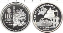 Каталог монет - монета  Франция 6,55957 франка