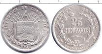 Каталог монет - монета  Коста-Рика 25 сентаво