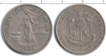 Каталог монет - монета  Филиппины 25 песо