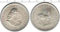 Каталог монет - монета  Южная Африка 50 центов