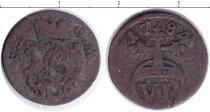 Каталог монет - монета  Шварцбург-Зондерхаузен 6 пфеннигов