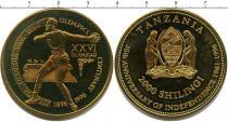 Каталог монет - монета  Танзания 2000 шиллингов