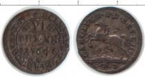Каталог монет - монета  Ганновер 6 пфеннигов